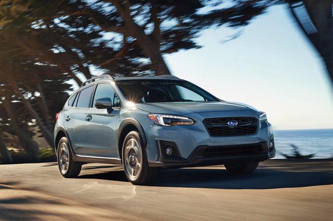 Subaru Crosstrek Has High Ground Clearance With Impressive Off Road Capability