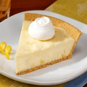 Lemon Icebox Pie Lemon Icebox Pie Milk Recipes Favorite Pie