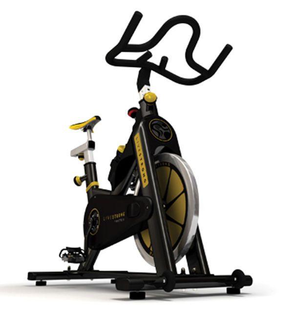 Matrix E Series Livestrong Indoor Bike Indoor Bike Commercial Fitness Equipment No Equipment Workout