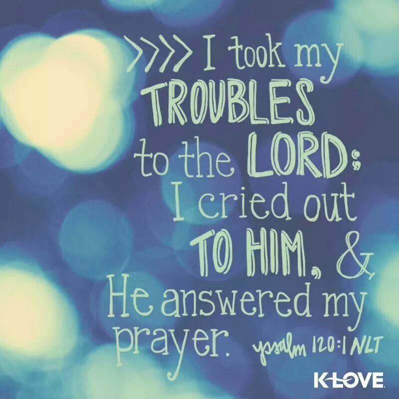 Pslam 120:1