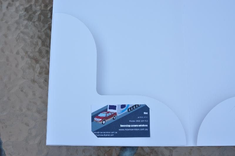 100pcs of a4 presentation folder box with business card slot 100pcs of a4 presentation folder box with business card slot facotry direct ebay 68 colourmoves