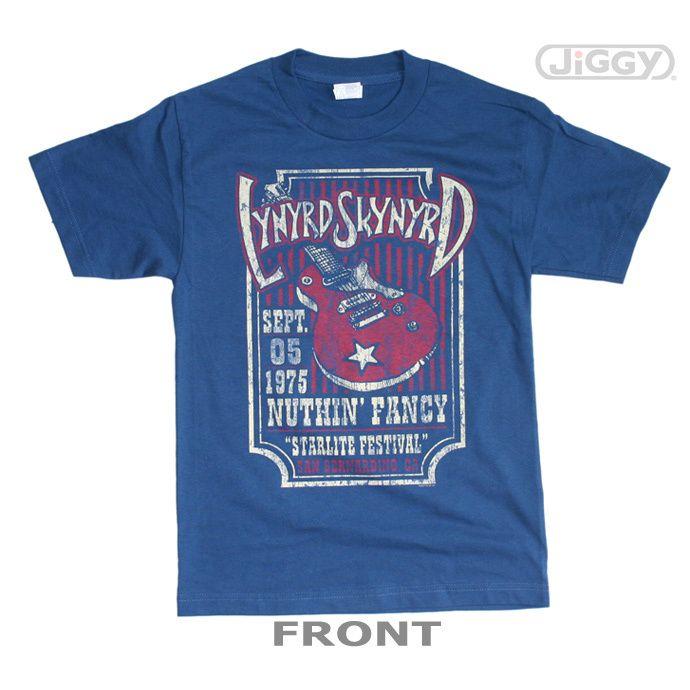 20ec1125fdd Com - Lynyrd Skynyrd - Touring T-Shirt Lynyrd Skynyrd T-Shirt featuring the  concert poster from their September 5