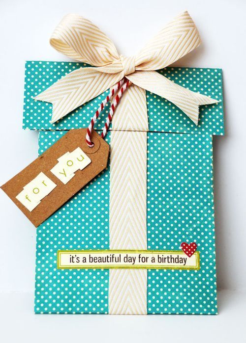 More fun gift card ideas with Emily Pitts – Birthday Card Gift