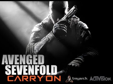 Avenged Sevenfold Carry On Available Now Audio With Images