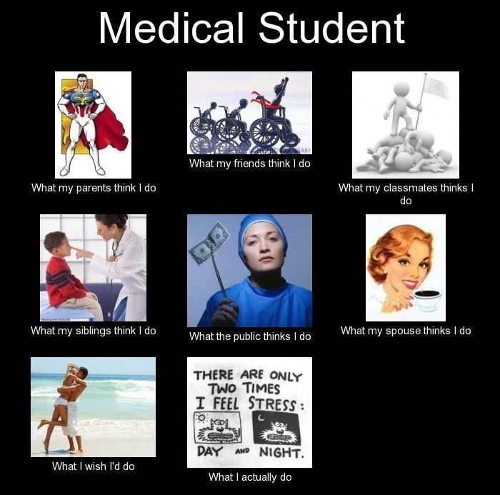 Medical Student... things that kinda tickle my funny