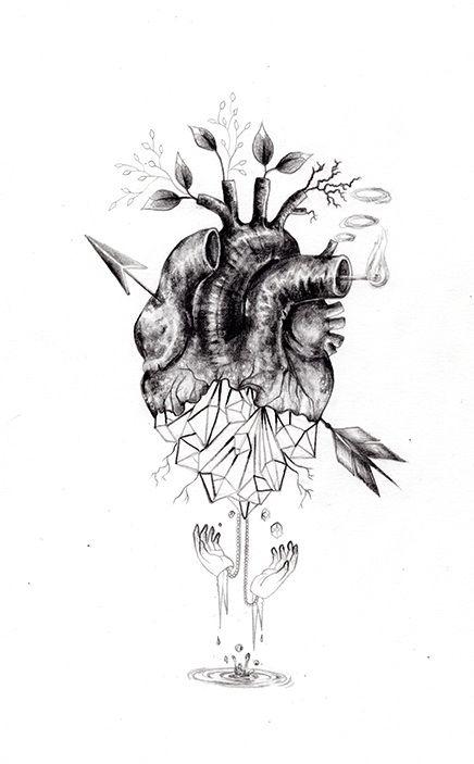 Photo of Une sélection de croquis de tatouage Je suis un artiste junior à l'Atelier Four Tattoo Studi …