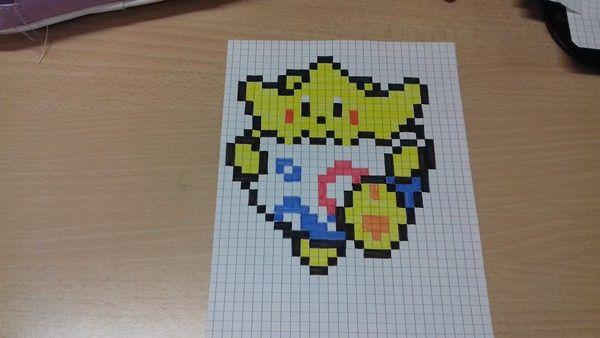 Image Du Blog Lesbricodelocenterblognet Pokemon Pixel