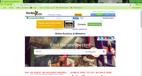 9 Online Auction Sites To Rival Ebay Online Auctions Auction Sites Auction