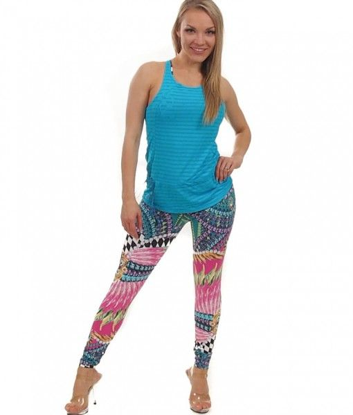 Camboriu Your Royal Highness leggings