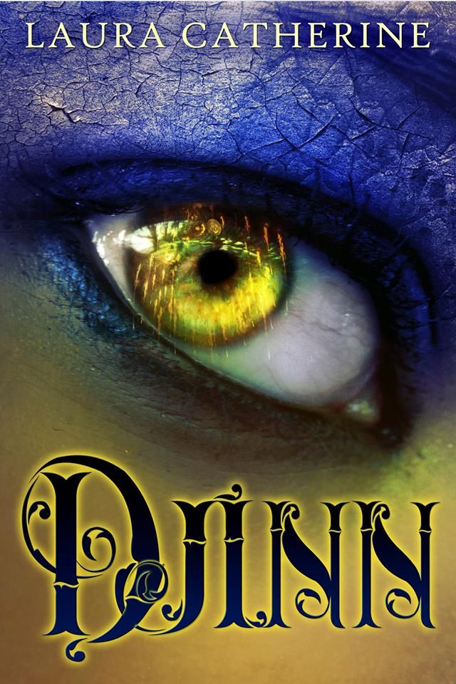 Djinn (Djinn, #1) by Laura Catherine