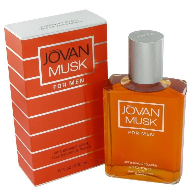 Jovan Musk By Jovan After Shave Cologne 8 Oz Products