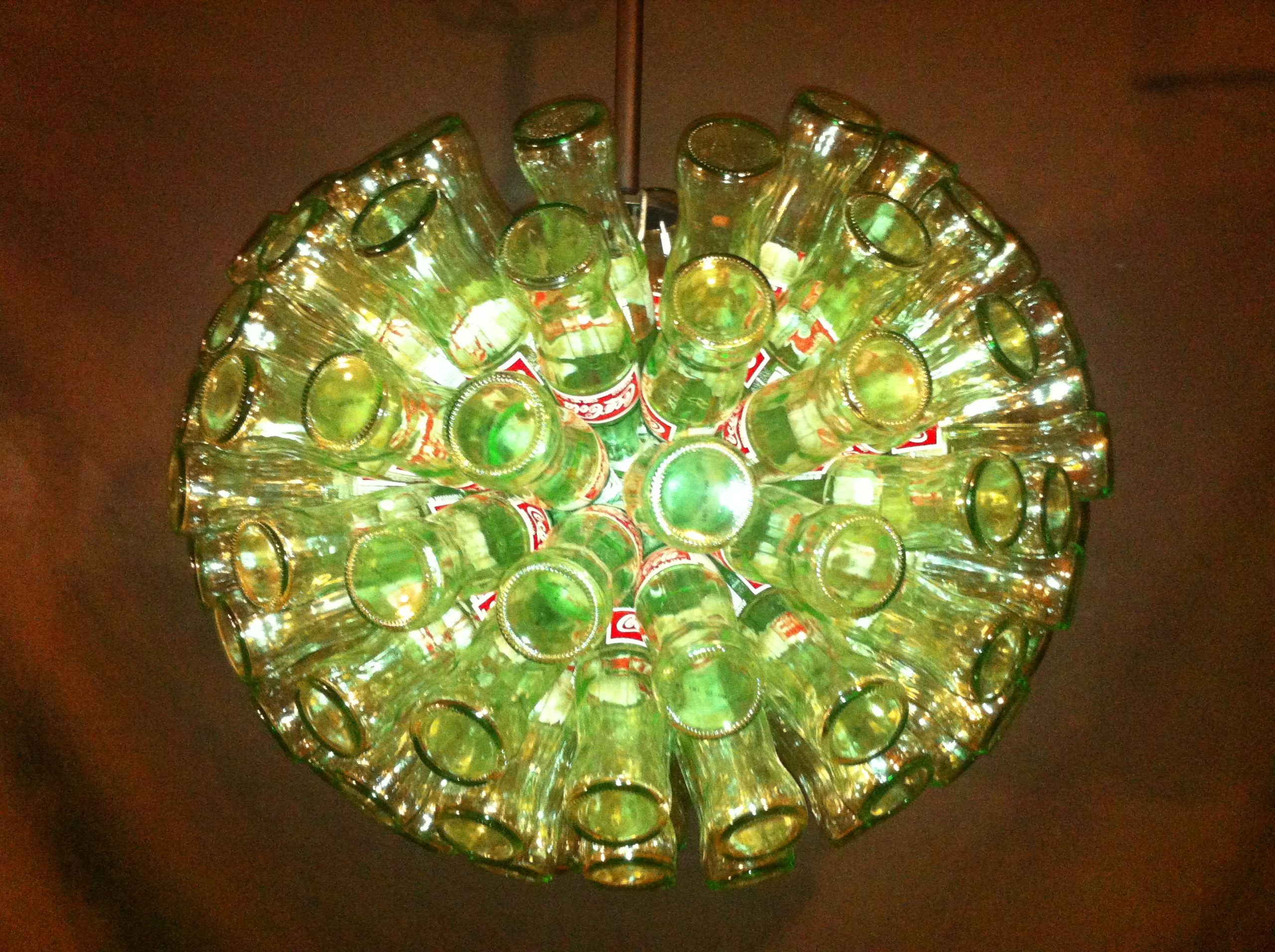 Coca cola bottle chandelier coke photo from fanpop recycled coca cola bottle chandelier coke photo from fanpop arubaitofo Image collections