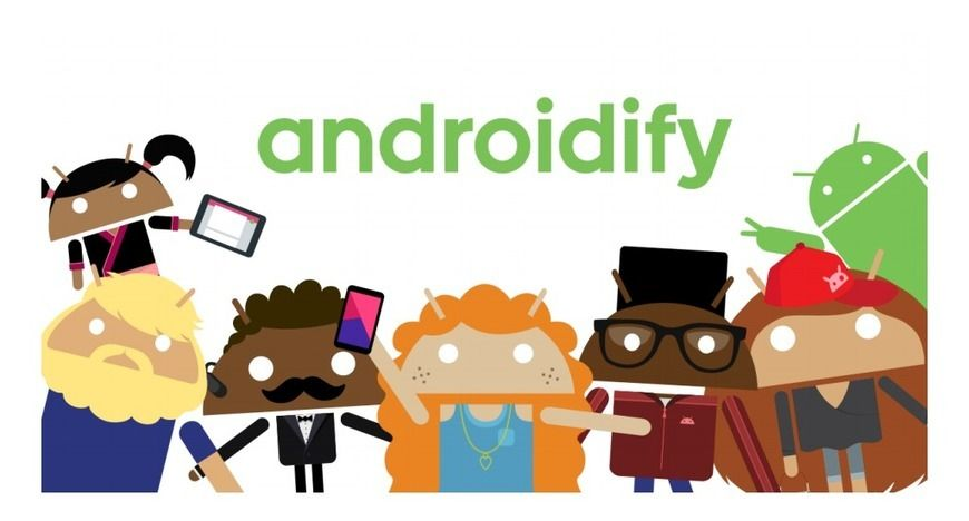 Create your Android Avatar Animated emoticons, Go google