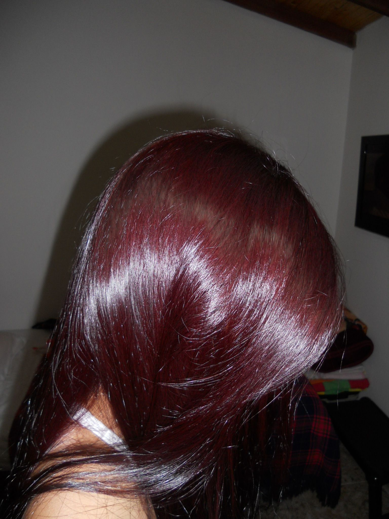 How My Hair Turned Out When I Used Manic Panic Infra Red After Bleaching It Twice From Previously Colored Dark Br Bright Red Hair Cool Hairstyles Dyed Red Hair