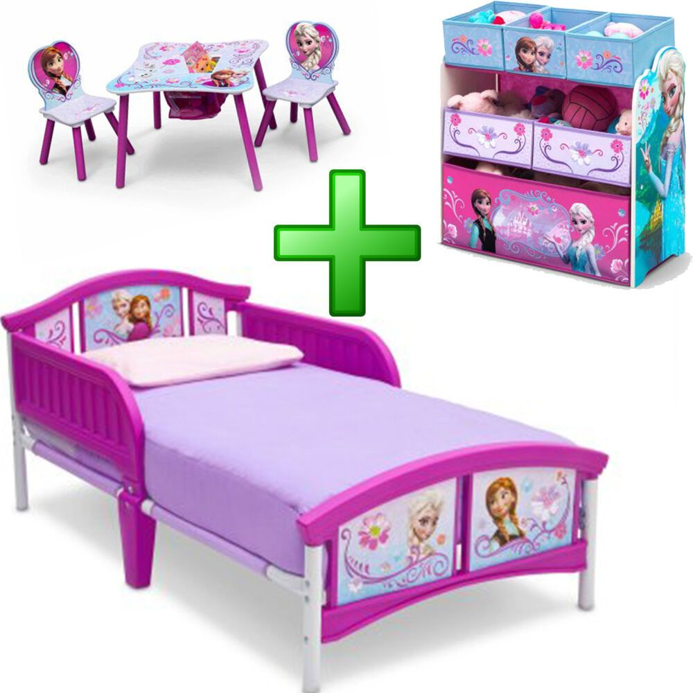 Ebay Sponsored Girl Bedroom Furniture Set Toy Organizer Child Kid