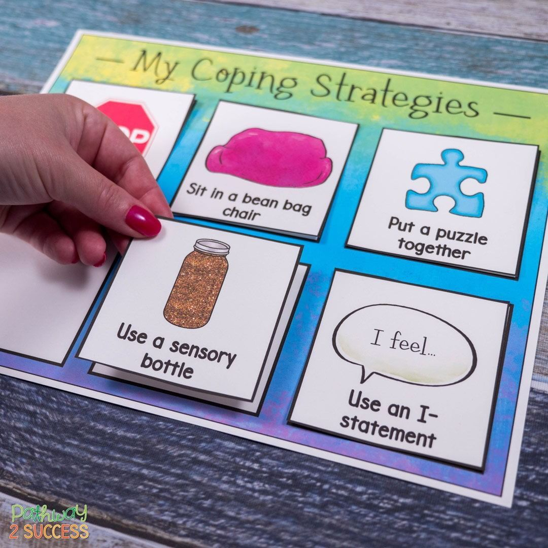 Image Result For Calm Down Spot Classroom