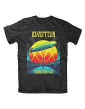 Led Zeppelin Celebration Day Mens T-Shirt