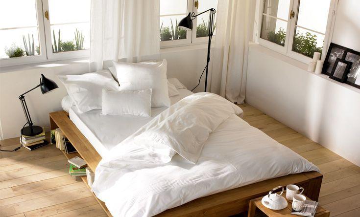 Baïa | Chambre à coucher blanche - Alinéa | Chambre à coucher ...