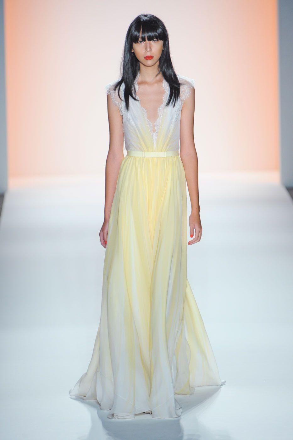Jenny Packham at New York Fashion Week Spring 2012 - StyleBistro