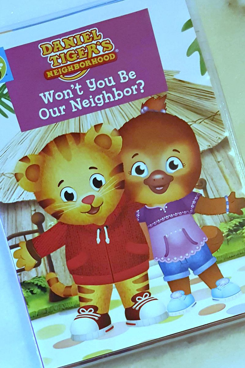 PBS Kids Daniel Tiger DVD - Daniel Tiger\'s Neighborhood - Won\'t You ...