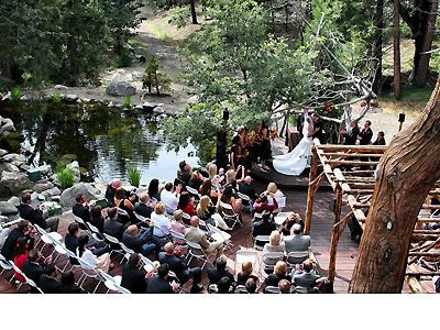 Dream Location 3 Pine Rose Weddings And Cabin Resortwedding Lake Arrowhead Wedding Venue San
