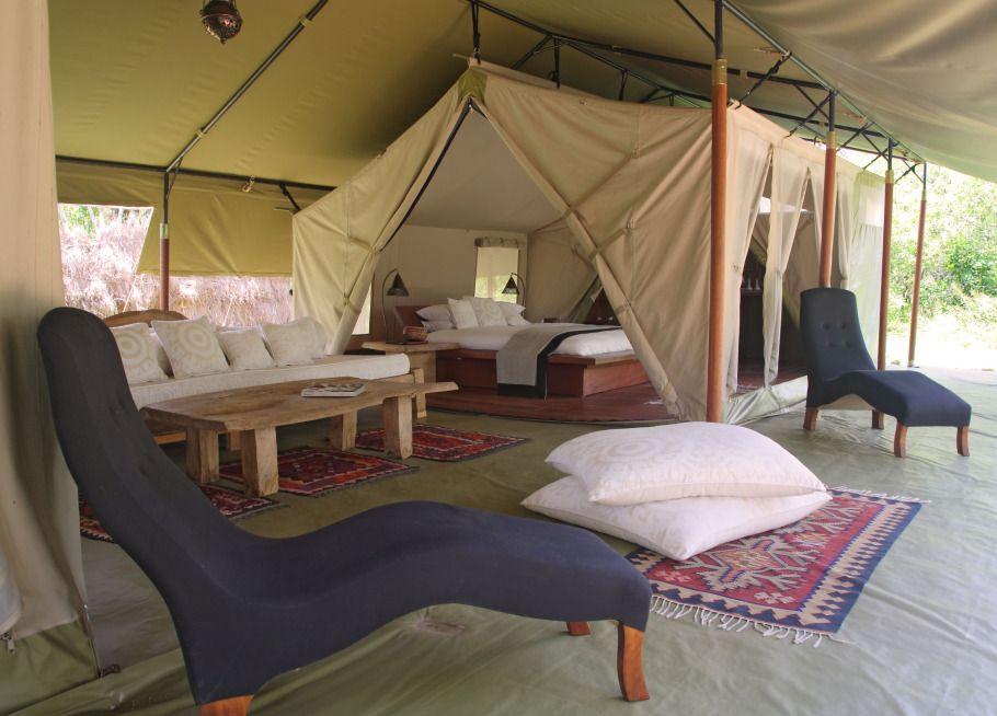 Naibor Retreat Kenya 6 Luxatic Tent Living Tent Glamping Family Tent Camping