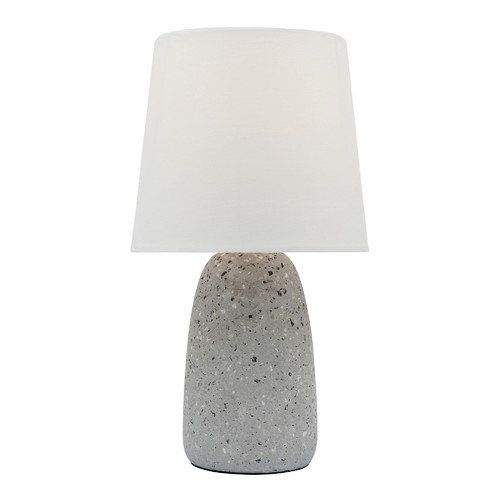 Effie Table Lamp With Grey Terrazzo Base Baby Nursery