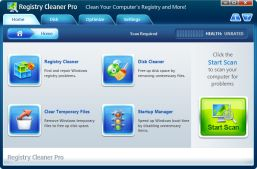 Registry Cleaner Pro - Boost System Performance.