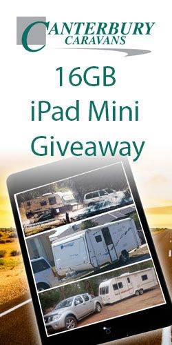 16GB iPad Mini Giveaway