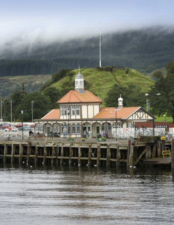 Sandtoft Roof Tiles Dunoon Pier Beautiful Roofs Places In Scotland Dunoon Scotland