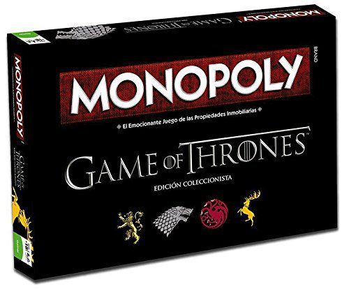 Monopoly Edicion Juego De Tronos 82905 Monopolio Juego