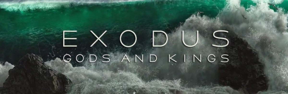 New 'Exodus: Gods and Kings' Posters Tease a Brother Rivalry