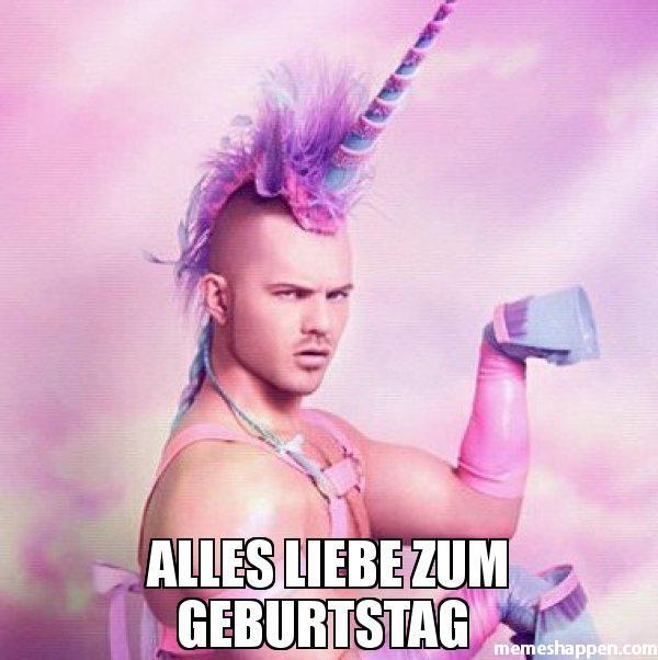 Geburtstags Memes