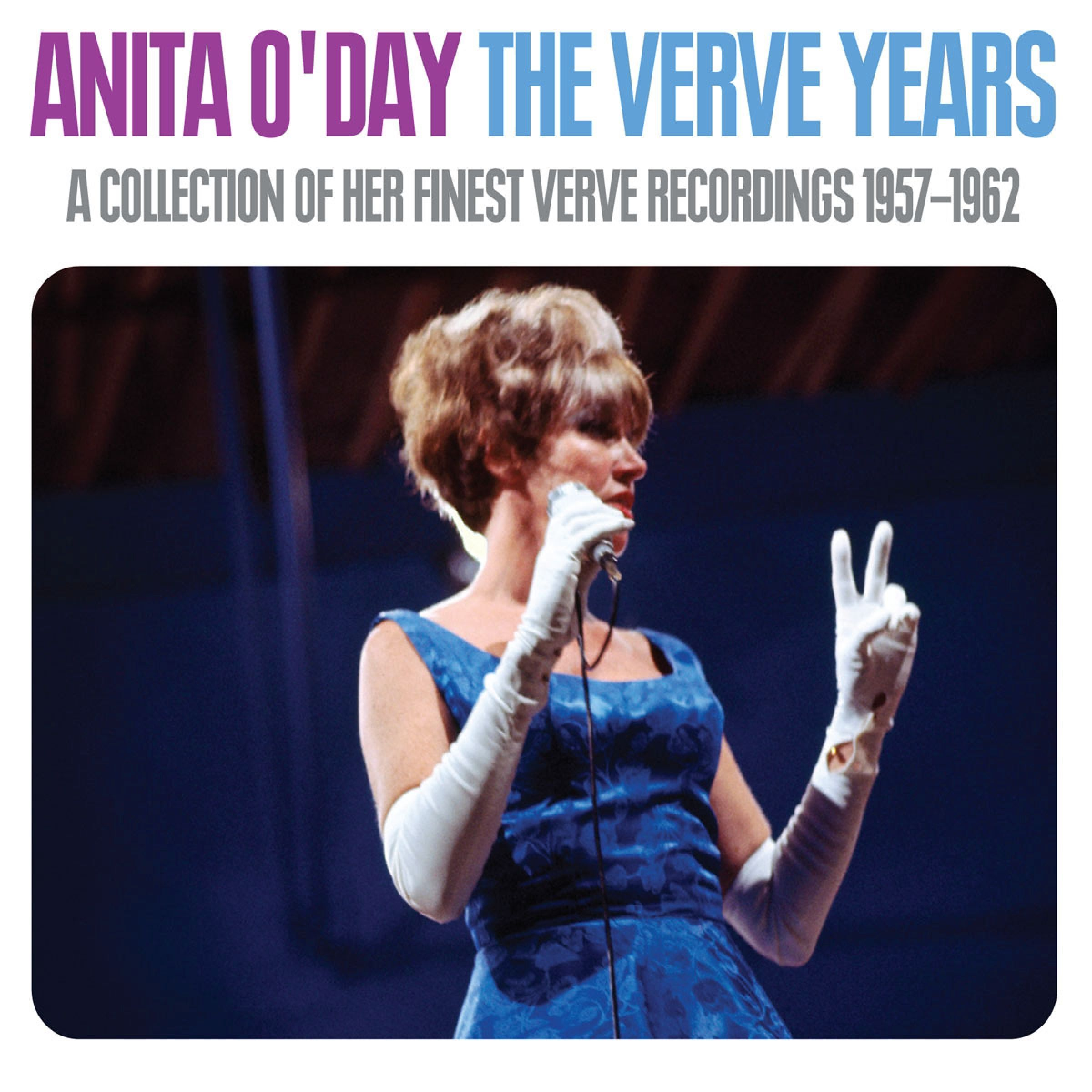 Anita O Day The Verve Years 1957 1962 Not Now Music Full Album