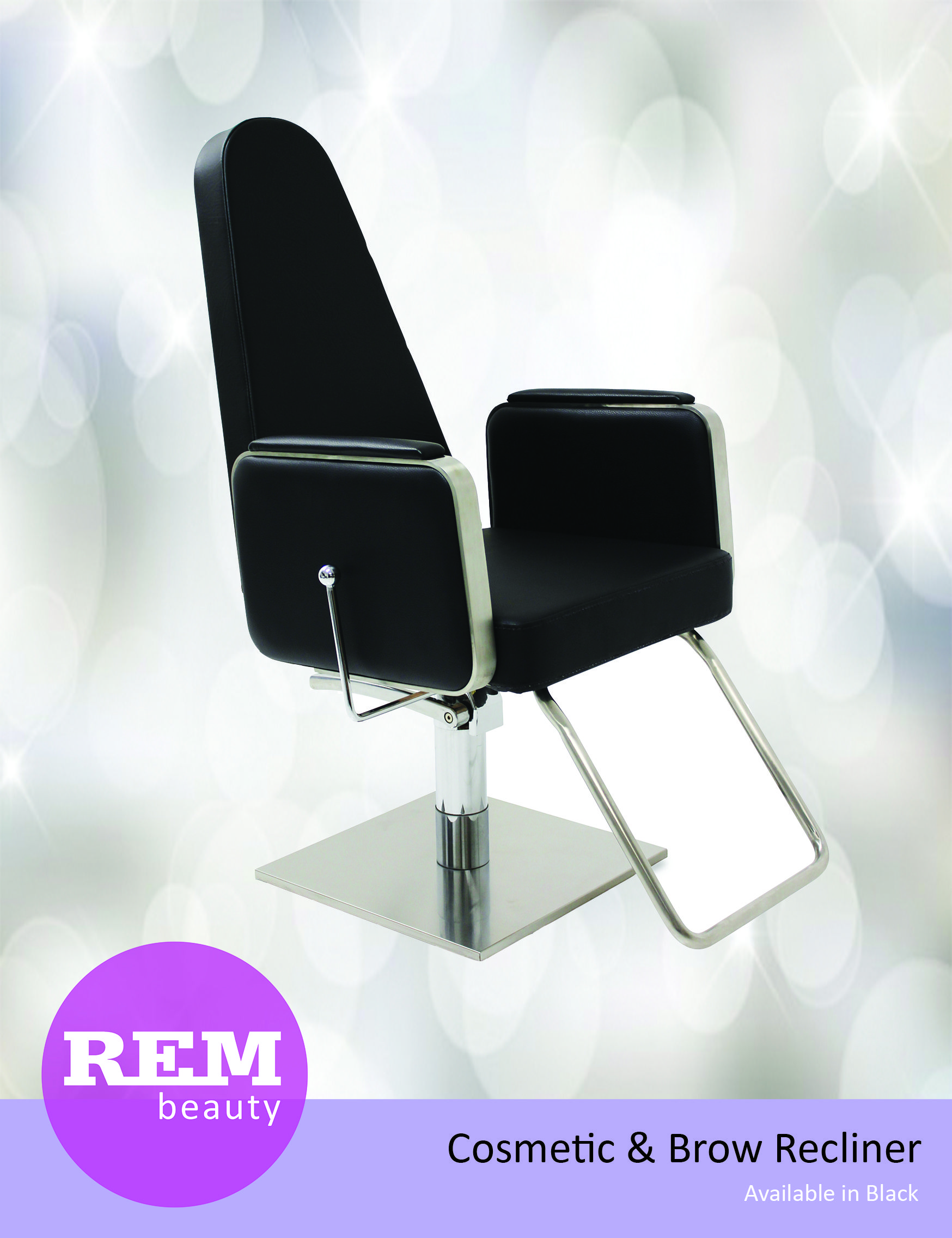 Reclining Makeup Chair High Brow Rem S Cosmetic Brow Reclining Chair Eyebrows