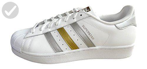 NEW ADIDAS MEN'S Originals Superstar Foundation Shoes