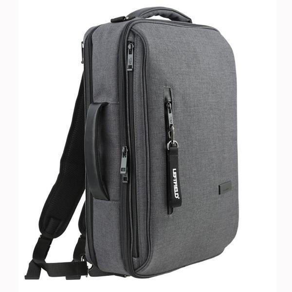 LEFTFIELD 3 Way Bag Mens Backpack School College Bag Laptop Rucksack 683 -  chanchanbag  backpackingbag e87704aaf6