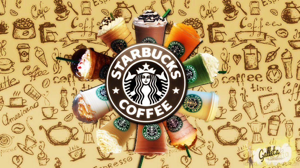 Image result for tumblr computer wallpaper Starbucks