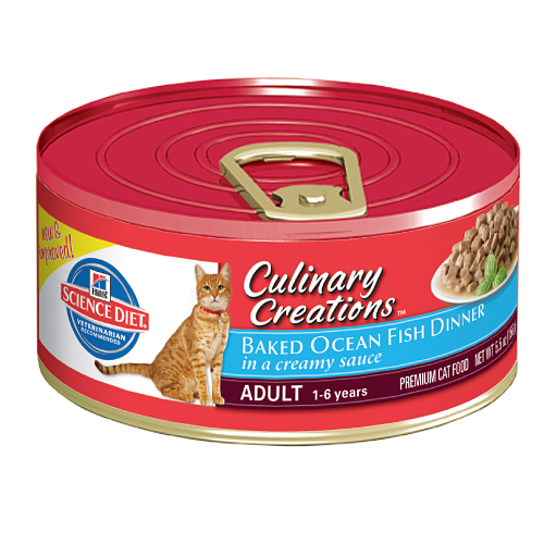 Culinary Creations™ Baked Ocean Fish Dinner in a Creamy