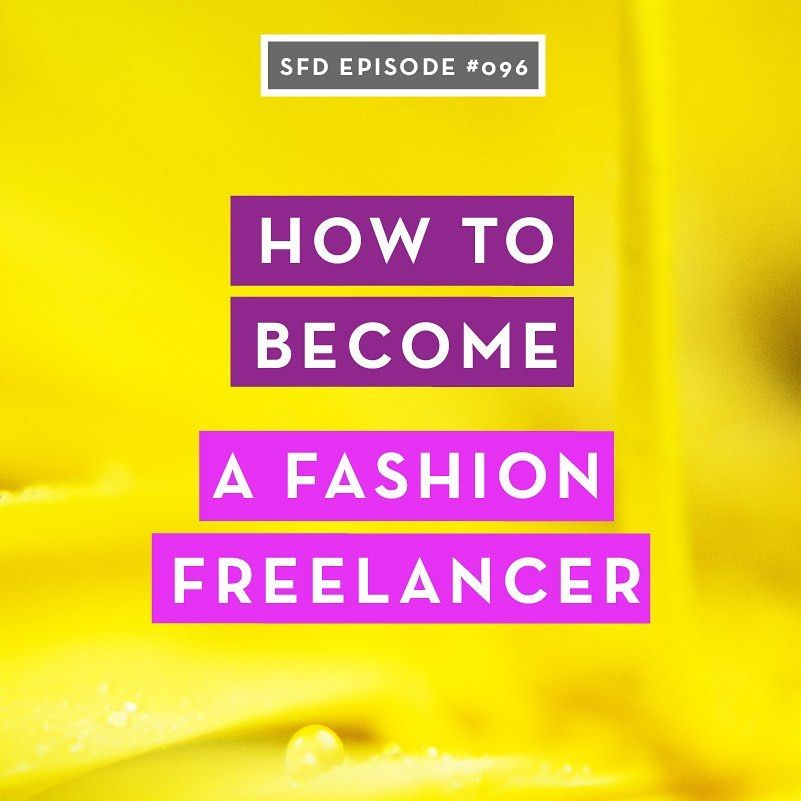 How To Be A Freelance Fashion Designer The Free Ultimate Guide Career In Fashion Designing Fashion Design Jobs Startup Fashion