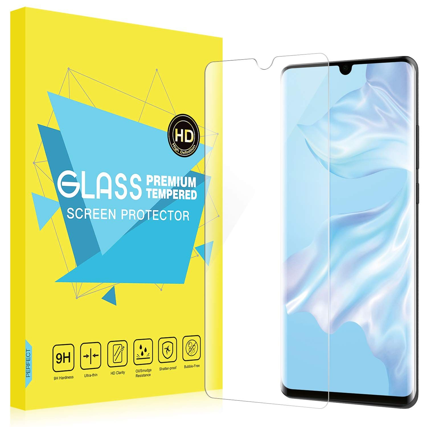 Best Screen Protectors for Huawei P30 Pro Available to Buy