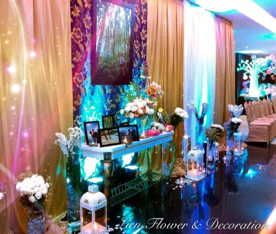 "Grand Wedding Decoration by ""Lien Flower & Decoration ..."