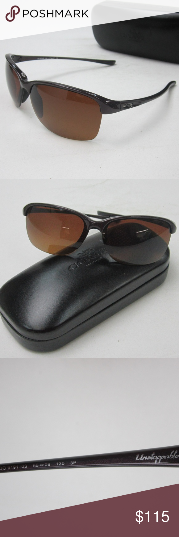 461343856d9 Oakley Unstoppable 9191-03 Sunglasses Italy OLG746 Oakley Unstoppable  OO9191-03 Women s Polarized
