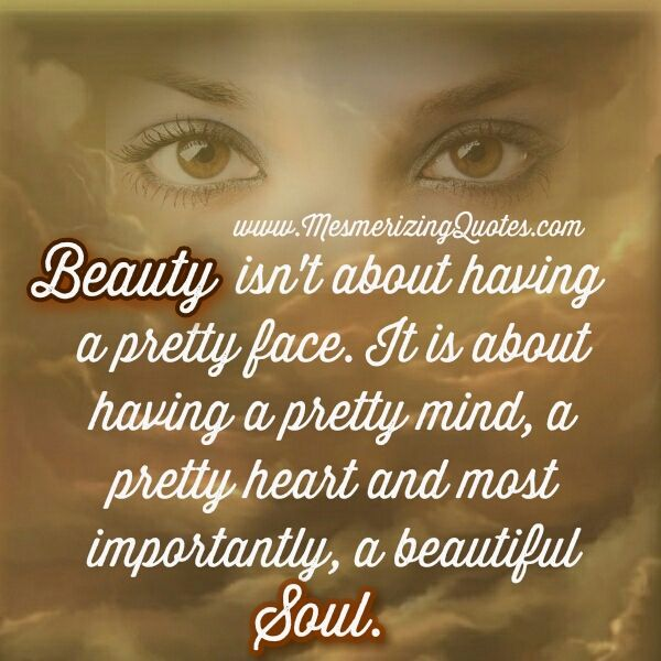 Good Heart Quotes: A Beautiful Woman Who Has All The Good, #heart And #soul