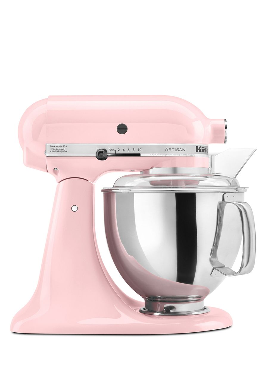 For T Cancer Awareness But It S Sooooo Cute Kitchenaid Pink Pistachio