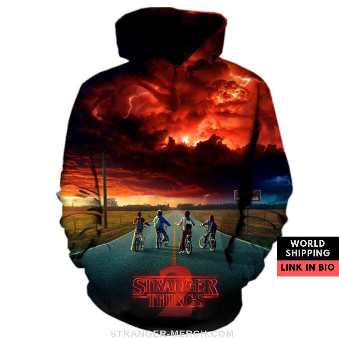 Men's Clothing The Best Plstar Cosmos Clown Horror Film Best Stephen Kings It Harajuku Style Sweatshirt Hoodies Long Sleeve 3d Print Sweatshirt