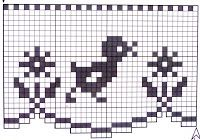 """Da revista """"Anchor Kreativ"""", trabalhos de crochet apropriados para a Páscoa.                       manela"""