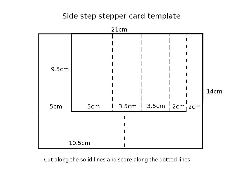 stepper card templates - Google zoeken