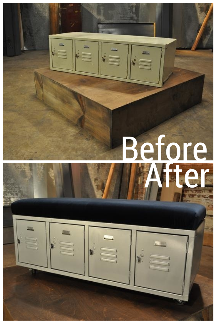 Before And After Images From HGTVu0027s Flea Market Flip