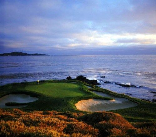 PEBBLE BEACH - WOW!
